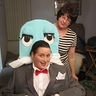 Photo #2 - Pee-wee Herman and Chairy