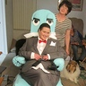 Photo #1 - Pee-wee Herman and Chairy