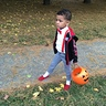 Photo #5 - Ready to go tricking or treating as Mr Herman