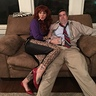 Photo #1 - Peggy and Al Bundy on the couch!