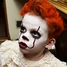 Photo #1 - Pennywise Makeup