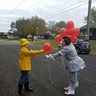 Photo #3 - would you like a balloon Georgie?
