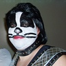 Photo #3 - Peter Criss face closeup