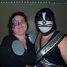 Photo #4 - Peter Criss and drumset close-up
