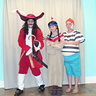 Photo #5 - Captain Hook, Tiger Lily and Mr. Smee