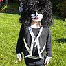 Photo #3 - 4 yr.old Aaron IS: Peter Criss