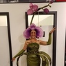 Photo #1 - Orchid costume - Magical realism meets 1940's Busby Berkely inspiration