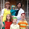 Photo #1 - The Flynn/Fletcher family with Perry and Dr. Doofenshmirtz