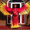 Photo #1 - Phoenix rising front view