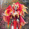 Photo #1 - Phoenix, the fire bird of mythology.