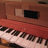 Photo #8 - Added more cardboard box for front and sides of piano