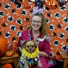 Photo #1 - Me and Tiny at a Halloween party in Roswell, GA