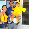 Photo #1 - Pokemon family costume