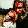 Photo #4 - AutumnLynn and her uncle as ZOMBIES 2012 2 years old