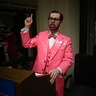 Photo #8 - Pink Freud lecturing