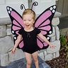Photo #1 - DIY Pink Monarch Butterfly