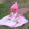 DIY Homemade Fairy Costume