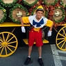 Photo #1 - Pinocchio at Owl-o-Ween festival!