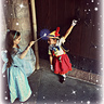 Photo #6 - Pinocchio and The Blue Fairy magic moment
