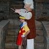 Photo #2 - Pinocchio and Gepetto