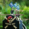 Photo #8 - Homemade, custom built Jolly Roger Wagon Pirate Ship.