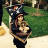 Photo #2 - He says he is Captain Smollet from Treasure Island