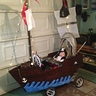Photo #3 - Pirate Ship Stroller