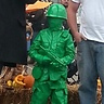 Photo #1 - Plastic Green Army Man