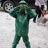 Photo #0 - Green plastic toy army man