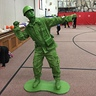 Photo #3 - Plastic Toy Soldier