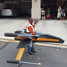 Photo #4 - Poe Dameron and his X-Wing
