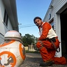 Photo #4 - Poe and BB-8