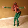 Photo #2 - my personality is shing through the costume