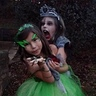 Photo #2 - Just had to include this one of her and her bff! She had no idean she was being attacked!