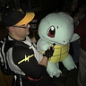 Photo #7 - Trainer takes a break with squirtle