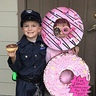 Photo #1 - Police Officer  and Favorite Donut