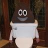 Photo #4 - Poop Emoji with Toilet