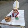 Photo #1 - Pope Francis and his Pope Mobile
