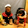Photo #1 - Popeye, Brutus and Olive Oil