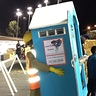 Photo #2 - Porta Potty Side View