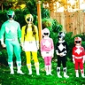 Photo #1 - Go Go Power Rangers!