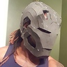 Photo #2 - WAR MACHINE FOAM HELMET