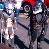 Photo #2 - Boys wearing costumes at a local festival.