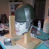 Photo #4 - starting point for the masks / helmets