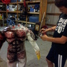 Photo #7 - airbrushing Berserker skin