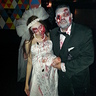 Photo #2 - Pregnant Zombie Bride and Groom
