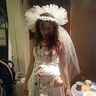 Photo #7 - Pregnant Zombie Bride and Groom