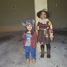 Photo #2 - Pretty Scarecrow