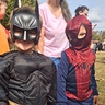 Photo #5 - Brayden -left ( batman) age 4
