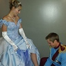 Photo #2 - Prince Charming and Cinderella